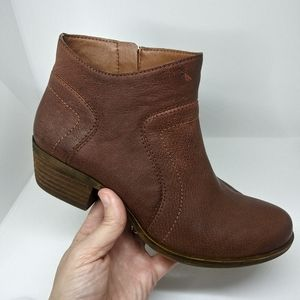 Lucky Brand/ Brolley leather booties/ Sz 6.5